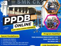 PPDB ONLINE SMK CIPTA KARYA PREMBUN TA 2021/2022